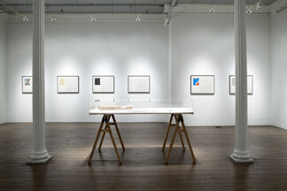 From Here: Drawings by Edwin Schlossberg, installation view
