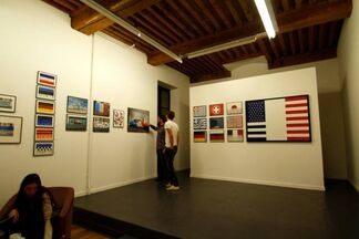 Flags - L'OUTSIDER, installation view