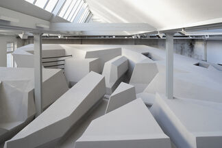 The End of Sitting - RAAAF and Barbara Visser, installation view