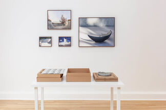 Edward Cella Art and Architecture at Art Los Angeles Contemporary 2020, installation view