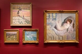 Jewel City: Art from San Francisco's Panama-Pacific International Exposition, installation view
