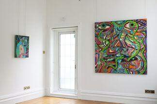 Ryan Schneider, installation view