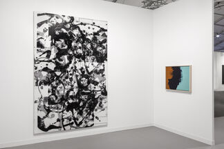 Simon Lee Gallery at Frieze London 2017, installation view