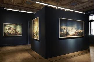 Jacob Felländer - The Mountain Theory, installation view