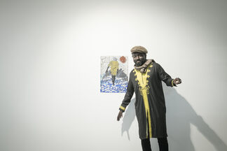 Omar Ba // Power of Objects, installation view
