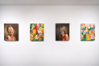 In Heaven, Everything is Fine, installation view