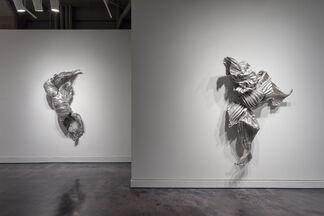 Lynda Benglis: Everything Flows (1980-2013), installation view