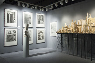 Ronald Feldman Fine Arts at ADAA: The Art Show 2015, installation view