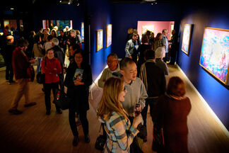 The Erin Hanson Gallery Grand Opening, installation view