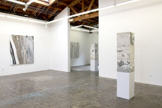 Ryan Wallace: The Standard Model, installation view