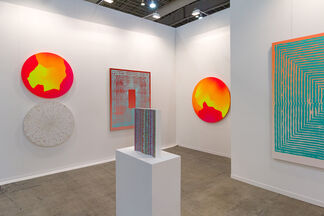 Library Street Collective at ZⓈONAMACO 2019, installation view