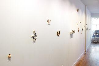 The Eternal Worm - Em Kettner, installation view