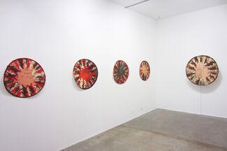 Yvette Drury Dubinsky: On the Move, installation view