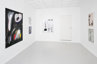 Tulips & Ghosts, installation view