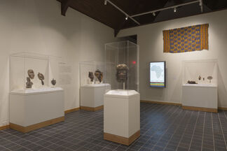 Dimensions of Power: African Art at the Snite Museum of Art, installation view