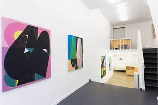 Trust Fall, a solo show by Jeroen Erosie, installation view