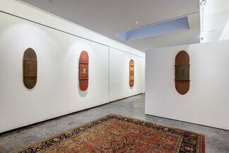 LANGKAWI (1976-1980) by Latiff Mohidin, D/SINI Festival 2018, installation view
