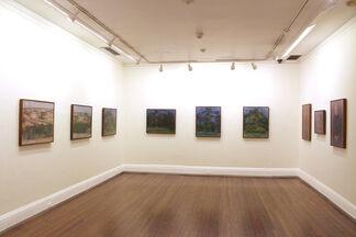 Wilbur Niewald: Recent Paintings, installation view
