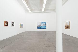 Anett STUTH - Weltansichten, installation view