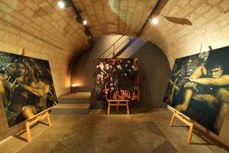 Purgatorio Vida Luz, installation view