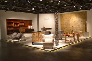 Hostler Burrows at Design Miami/ Basel 2014, installation view