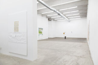 Richard Aldrich: Forget Your Dreams, All You Need is Love, installation view