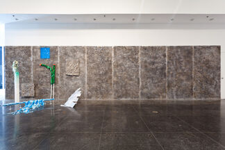 On Location- Dimensions Variable at ArtCenter's Richard Shack Gallery, installation view