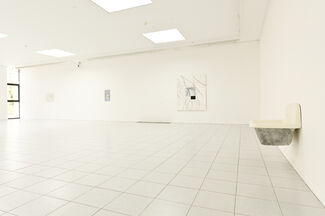 Absence is the Highest Form of Presence - Robert Gober, Julião Sarmento & Luc Tuymans, installation view