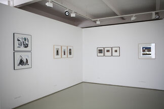 Considering Collage, installation view