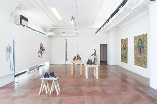 The Sentinels, installation view