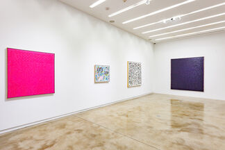 Young Il Ahn, installation view