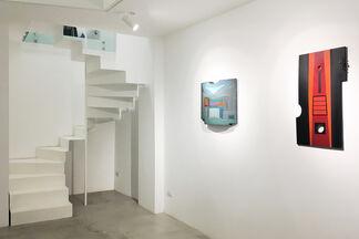 Carmelo Arden Quin. Más alla del marco [Beyond the Frame], installation view