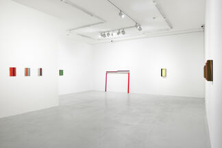 Sérgio Sister - Malen mir Schatten, Raum und Luft, installation view
