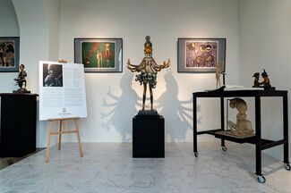 Inner Peace, installation view