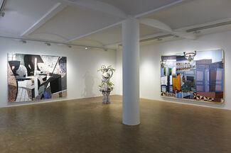 Domestic Unrest: Francesca DiMattio, Mickalene Thomas, Rosson Crow, installation view