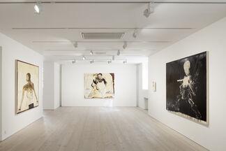 Reima Nevalainen: Rootage, installation view