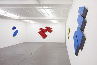 Wolfram Ullrich, installation view