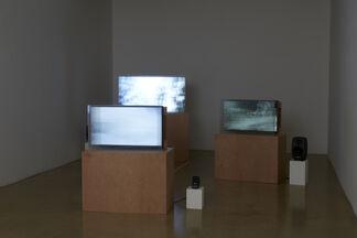 Erratic Routines, installation view