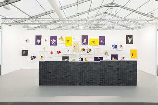 Pilar Corrias Gallery at Frieze London 2014, installation view