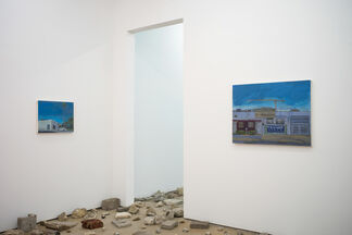 MERE FAÇADE, installation view