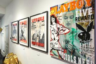 The Summer Exhibtion, installation view