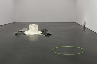 Francesco Gennari, Greetings from the Moon, installation view