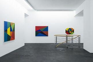 Harriet Korman »Developing Format - Malerei und Zeichnung 2010-2014«, installation view