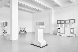 Ettore Sottsass, installation view