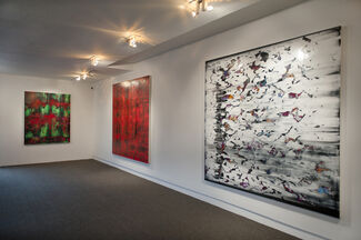 143 miles per second, installation view