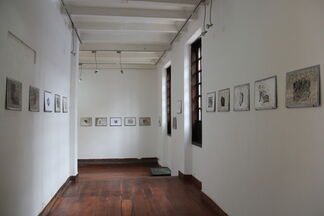 aGRABADO, installation view
