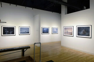 The Way North, installation view