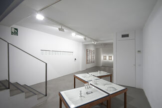 Measuring the immeasurable, installation view