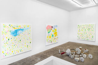 By Any Means Necessary, installation view