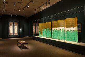 Sōtatsu: Making Waves, installation view